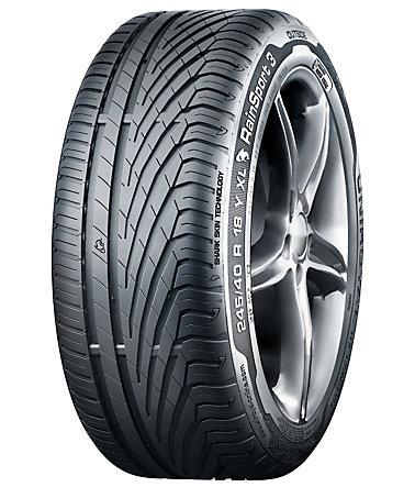 Uniroyal Sommerreifen »Uniroyal RainSport 3 SUV« - 255/55R18109YXL255