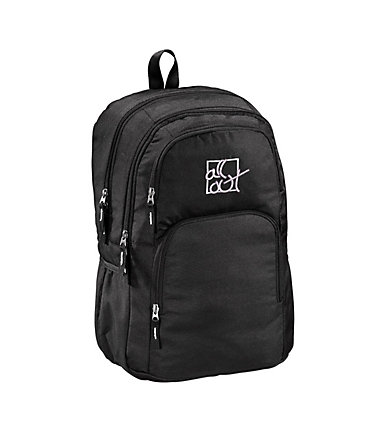 All Out Rucksack Kilkenny, Deep Black - Grau