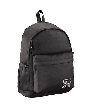 All Out Rucksack Luton, Deep Black - Grau