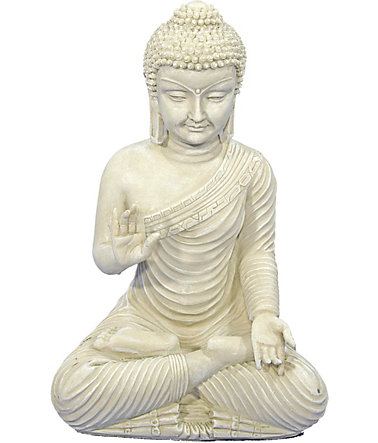 Dekofigur, Home affaire, »Buddha im Lotussitz« -