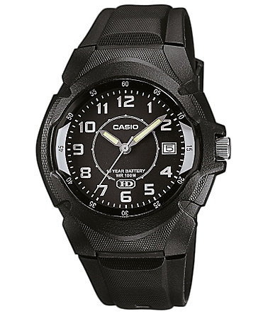 Casio Collection Quarzuhr »MW-600B-1BVEF« - schwarz