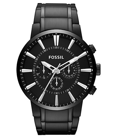 Fossil Chronograph »MEN'S OTHER, FS4778« - schwarz