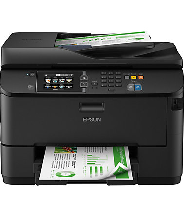 Epson WorkForce Pro WF-4630DWF Multifunktionsdrucker - Schwarz
