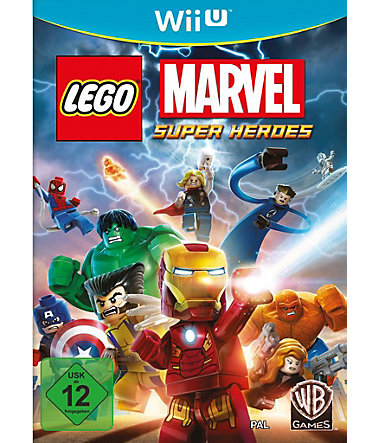 Warner Games Wii U - Spiel »LEGO Marvel« -
