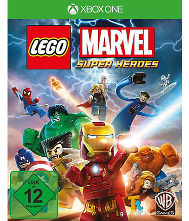 Warner Games XBOX One - Spiel »LEGO Marvel« -