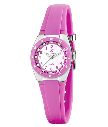 CALYPSO WATCHES Quarzuhr »K6043/C« - pink