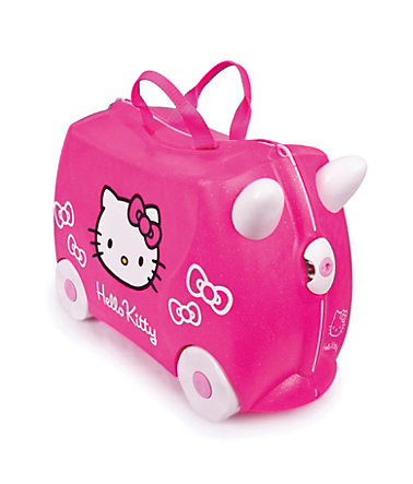 Kinderkoffer, »Trunki Hello Kitty«, knorr toys - pink