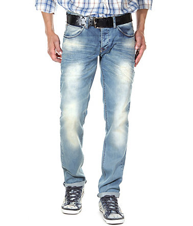 Bright Jeans Hüftjeans regular fit - blau - 2929 - 32
