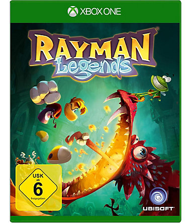 Ubisoft XBOX One - Spiel »Rayman Legends« -