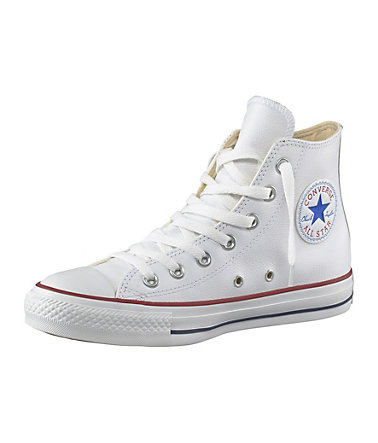Converse Sneaker »All Star Basic Leather« - weiß - 3636 - EURO-Größen
