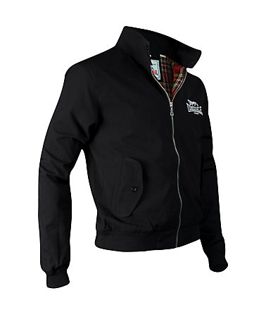 Lonsdale Freizeitjacke »HARRINGTON« - Black - L0