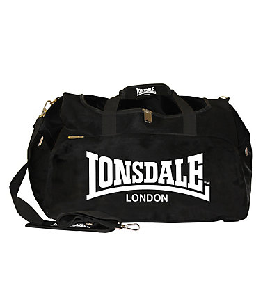 Lonsdale Sporttasche mit Logo »London Sportbag YORK« - Black