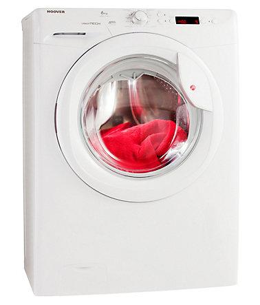 hoover waschmaschine visiontech vt 614 d23 6 kg 1400 u. Black Bedroom Furniture Sets. Home Design Ideas