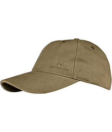 Tom Tailor Baseball Cap - khaki