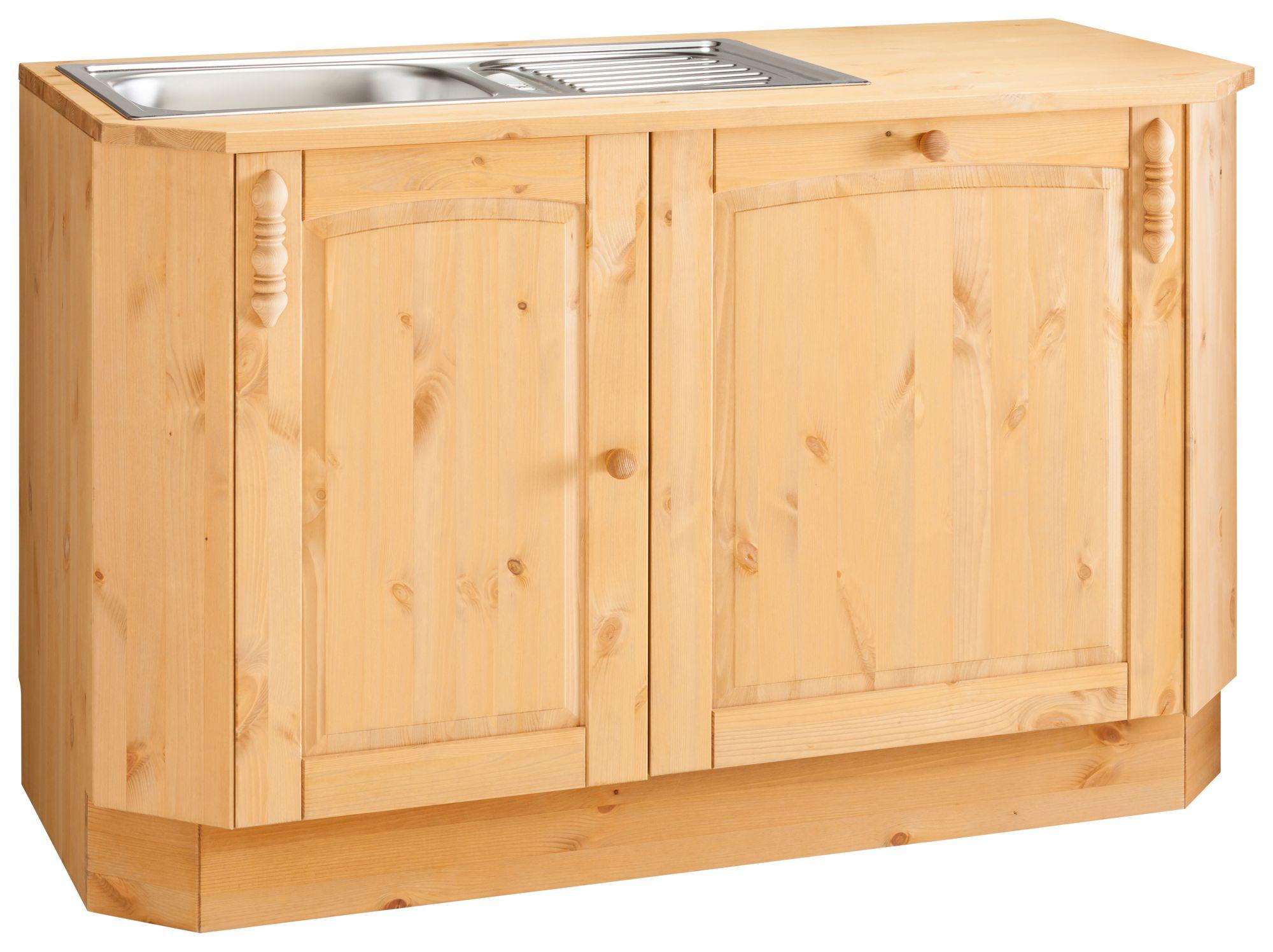 Spülenschrank »Sylt«, mit Geschirrspülerumbau | Schwab.de | Küchenmöbel