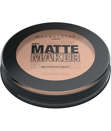 Maybelline New York, »Matte Maker«, Puder - 15natural