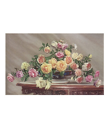 Home affaire, Wandbild, »Bouquet of roses«, 80/50 cm -