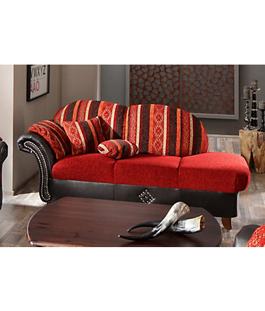home affaire recamiere colombo mit federkern schwab versand sofas. Black Bedroom Furniture Sets. Home Design Ideas