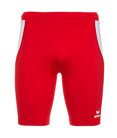 ERIMA Short Tight Herren - rot/weiß - L(52)0