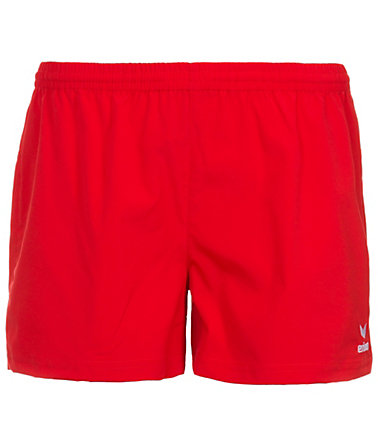 ERIMA Performance Short ohne Innenslip Damen - rot - 3434