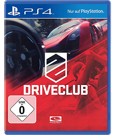Driveclub PlayStation 4 -