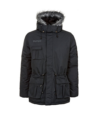 KEMPA Winterjacke Kinder - anthrazit - S-1640