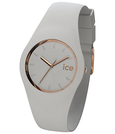 ice-watch Quarzuhr »ICE-GLAM Pastell Wind, ICE.GL.WD.U.S.14« - grau