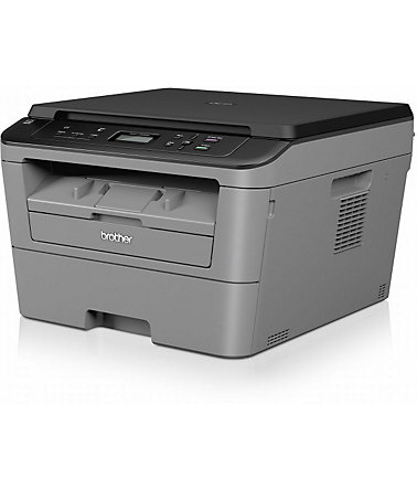 Brother Monolaser-Multifunktionsdrucker »DCP-L2500D 3in1« - Grau