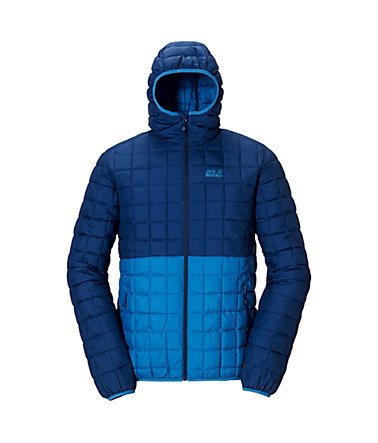 Jack Wolfskin Jacken »ARCUS CLOUD JACKET MEN« - nightsky - L(50/52)0