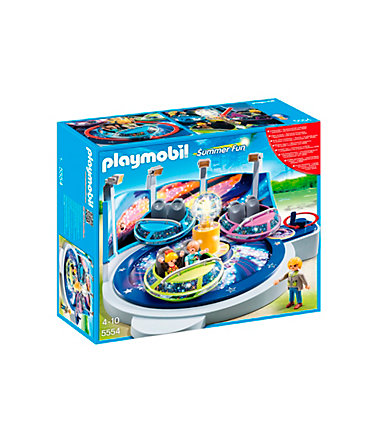 Playmobil® Breakdancer mit Lichteffekten (5554), Summer Fun. -