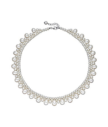 Collier, Vivance Jewels - silberfarben