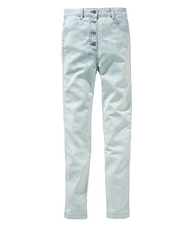 Arizona High-waist-Jeans - light-blue - 128128 - Normalgrößen