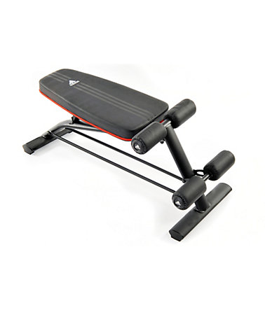 Trainingsbank, »Adjustable Ab Bench«, adidas Performance - schwarz