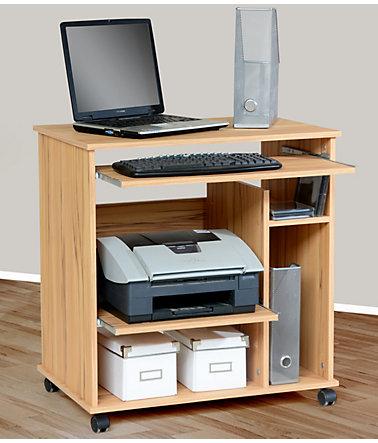 schreibtisch compi mit tastaturauszug schreibtische. Black Bedroom Furniture Sets. Home Design Ideas
