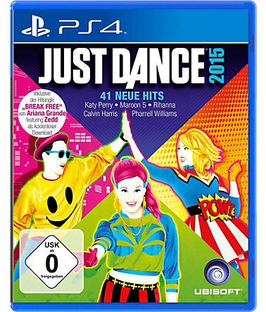 Just Dance 2015 PlayStation 4 -