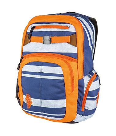 Nitro Schulrucksack, »Hero - Heather Stripe« -
