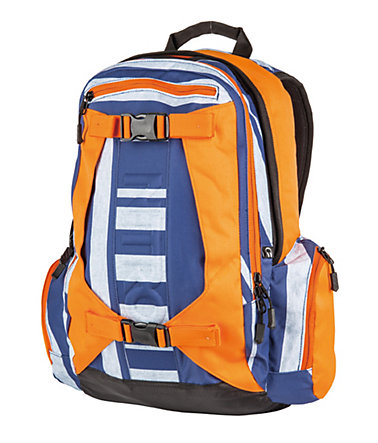 Nitro Schulrucksack, »Zoom - Heather Stripe« -