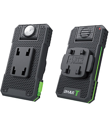 a-rival Powerbank »SMAR.T power - Power and Light« - Schwarz