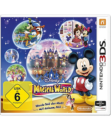 Disney Magical World Nintendo 3DS -
