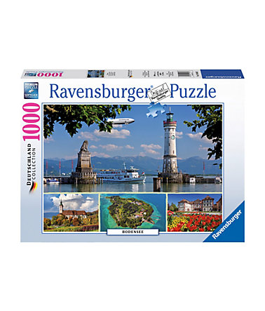 Ravensburger Puzzle 1000 Teile, »Bodensee« -