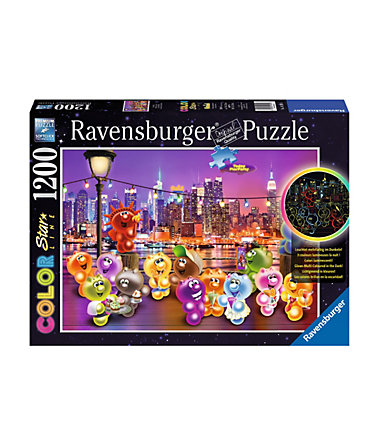 Ravensburger Color-Puzzle 1200 Teile, »Pier Party« -