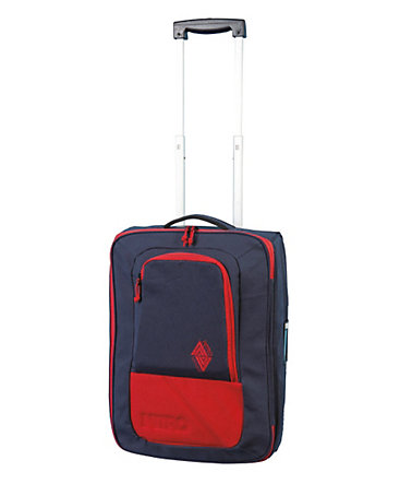Nitro Trolley-Reisetasche mit 2 Rollen, »Team Carry On Bag - Midnight« -