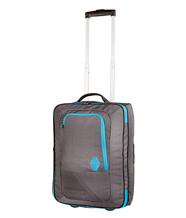 Nitro Trolley-Reisetasche mit 2 Rollen, »Team Carry On Bag - Blur« -