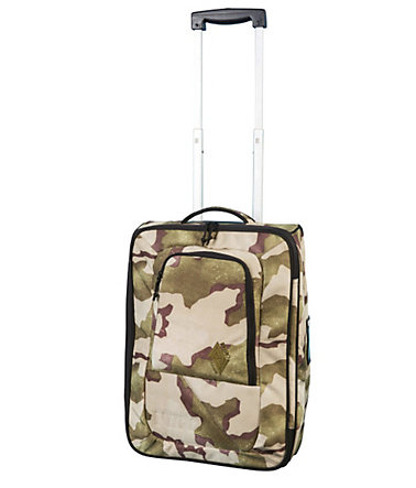 Nitro Trolley-Reisetasche mit 2 Rollen, »Team Carry On Bag - Desert Camo« -