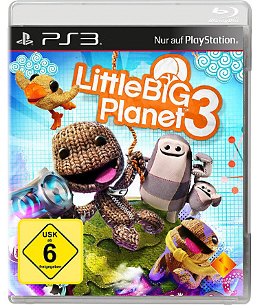 LittleBig Planet 3 PlayStation 3 -