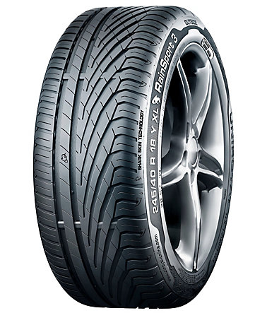 Uniroyal Sommerreifen »Uniroyal RainSport 3« - 195/50R1582V195