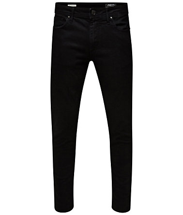 Jack & Jones Ben Original SC 616 Skinny fit jeans - BlackDenim - Weite280 - Länge34