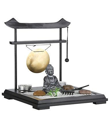 Dekofigur, Home affaire, »Buddha Set« -