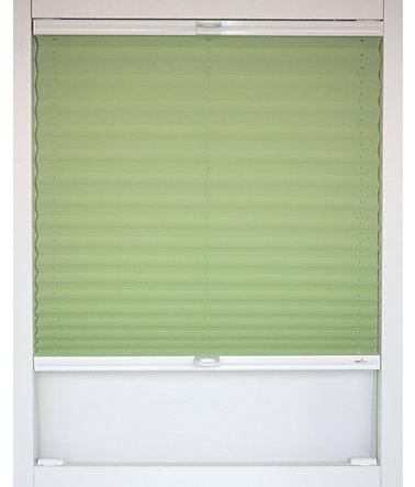 dachfensterplissee nach ma medoc sunlines lichtschutz perlreflex beschichtet mit bohren. Black Bedroom Furniture Sets. Home Design Ideas