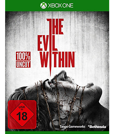 The Evil Within (100% uncut) Xbox One -